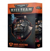 Warhammer 40,000: Kill Team: Gaius Acastian Deathwatch Commander Set