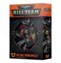 Warhammer 40,000: Kill Team: Gitzog Wurldkilla Ork Commander Set