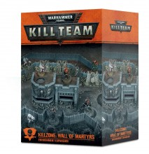 Warhammer 40,000: Kill Team: Killzone: Wall of Martyrs
