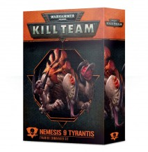 Warhammer 40,000: Kill Team: Nemesis 9 Tyrantis Tyranid Commander Set