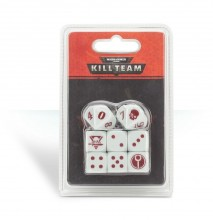Warhammer 40,000: Kill Team Tau Empire Dice