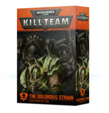 Warhammer 40,000: Kill Team: The Dolorous Strain – Death Guard Kill Team