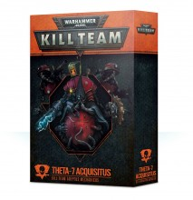 Warhammer 40,000: Kill Team:Theta-7 Acquisitus – Kill Team Adeptus Mechanicus