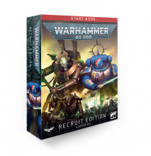 Warhammer 40,000 Starter Set Recruit Edition