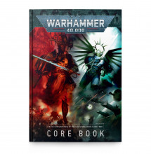 Warhammer 40000 Core Rule Book (2020)