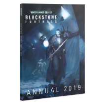 Warhammer Quest: Blackstone Fortress Annual 2019