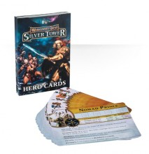 Warhammer Quest: Silver Tower – Hero Cards