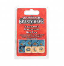 Warhammer Underworlds: Beastgrave – Hrothgorn's Mantrappers Dice Pack