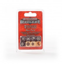 Warhammer Underworlds: Beastgrave – Morgwaeth's Blade-coven Dice Pack