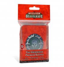 Warhammer Underworlds: Beastgrave -  The Grymwatch Premium Sleeves