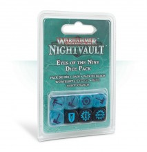 Warhammer Underworlds: Nightvault – The Eyes of the Nine Dice Pack
