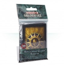 Warhammer Underworlds: Shadespire - Sepulchral Guard Sleeves