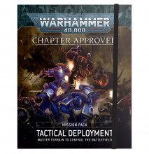 WH40K: Chapter Approved Mission Pack: Tactical Deployment