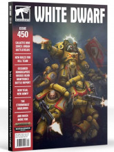 White Dwarf 1/2020 - Issue 450