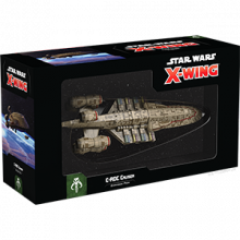 X-Wing Second Edition: C-ROC Cruiser