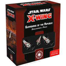 X-Wing Second Edition: Guardians of the Republic Squadron Pack