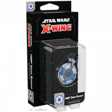 X-Wing Second Edition: HMP Droid Gunship