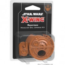 X-Wing Second Edition - Resistance Dial Upgrade Kit