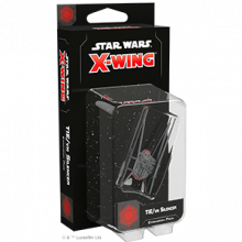 X-Wing Second Edition: TIE/vn Silencer Expansion Pack