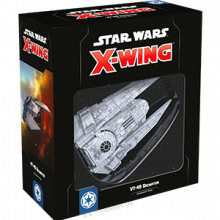 X-Wing Second Edition: VT-49 Decimator