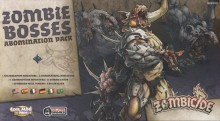 Zombicide Black Plague: Abomination Pack