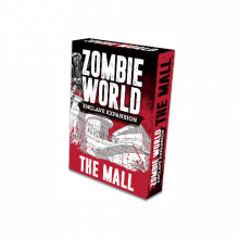 Zombie World: Enclave Expansion – The Mall