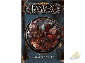 Warhammer Fantasy Roleplay: The Creature Vault