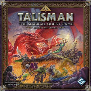 Talisman 4th Edition Revised (anglicky)