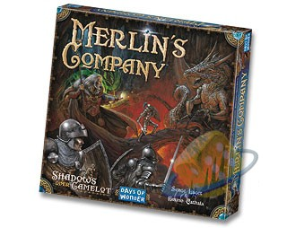 Shadows over Camelot - Merlin's Company