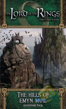 The Lord of the Rings LCG: The Hills of Emyn Muil