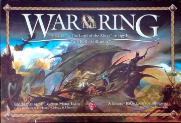 War of the Ring 2ed
