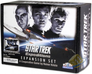Star Trek Expeditions: Expanson Set 1