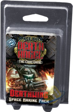 Space Hulk: Death Angel - Deathwing Space Marine Pack