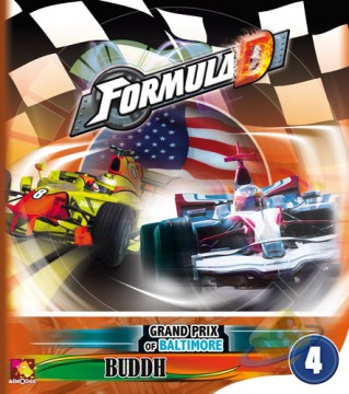 Formula D Expansion 4 - Baltimor a Buddh