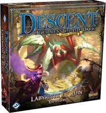 Descent (2nd Ed.): Labyrinth of Ruin