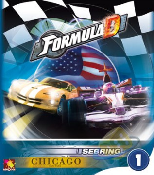 Formula D Expansion 1 - Sebring  a  Chicago
