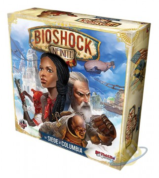 BioShock Infinite Boardgame: The Siege of Columbia