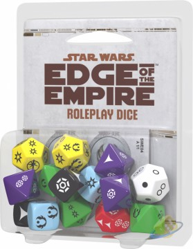Star Wars: Edge of the the Empire Dice Pack