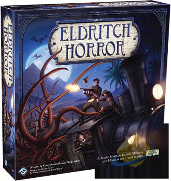Eldritch Horror (anglicky)
