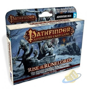 Pathfinder Adventure Card Game: The Skinsaw Murders Adventure Pack