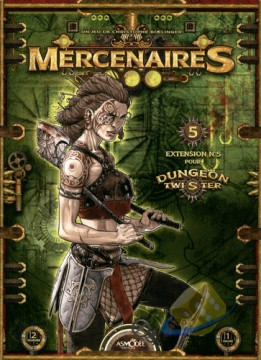 Dungeon Twister: Mercenaries