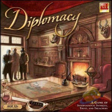 Diplomacy 50th Anniversary edition