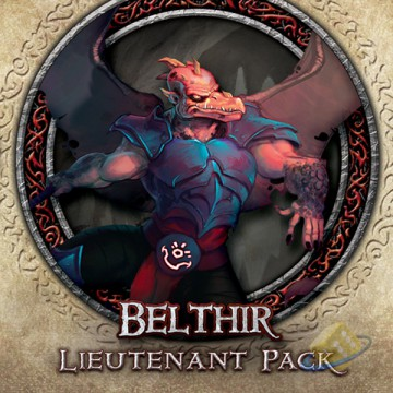 Descent: Journeys in the Dark (2nd. Ed.) - Belthir Lieutenant Pack