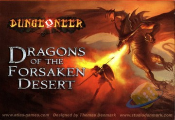 Dungeoneer: Dragons of the Forsaken Desert