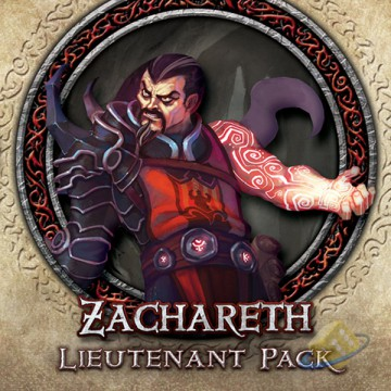 Descent: Journeys in the Dark (2nd. Ed.) - Zachareth Lieutenant Pack