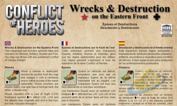 Conflict of Heroes: Wrecks and Destruction on the Eastern Front