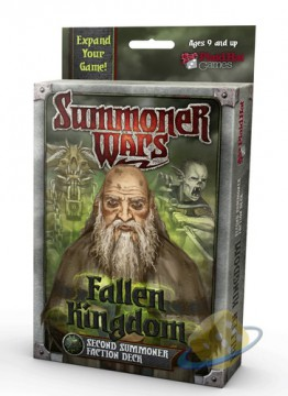Summoner Wars: Fallen Kingdom Second Summoner