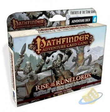 Pathfinder Adventure Card Game: Fortress of the Stone Giants