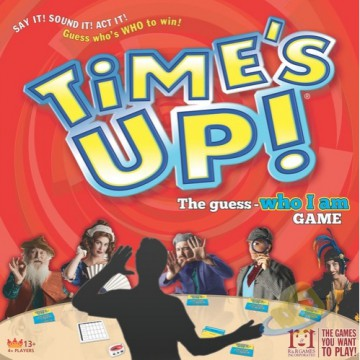 Time's up Deluxe (anglicky)