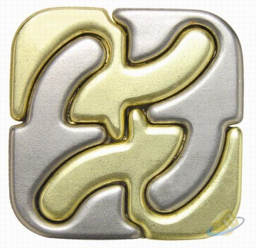 Hanayama: Cast Square